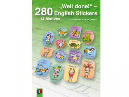280 English-Stickers