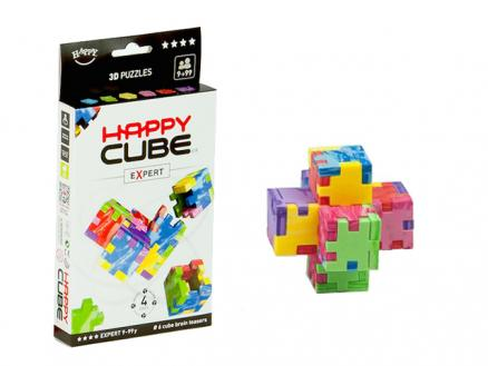 Happy Cubes Experten (6er-Pack)