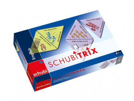 SCHUBITRIX English - Leseimpulse Wortgruppen (1)