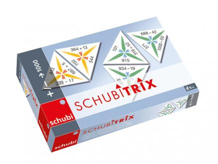 SCHUBITRIX Mathe - Addition und Subtraktion bis 1000