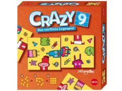 Legespiel Crazy9