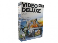 RESTPOSTEN- MAGIX Video deluxe 2014  Lehrerversion