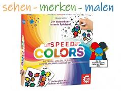 Speed Colors - Visuelles Gedächtnistraining